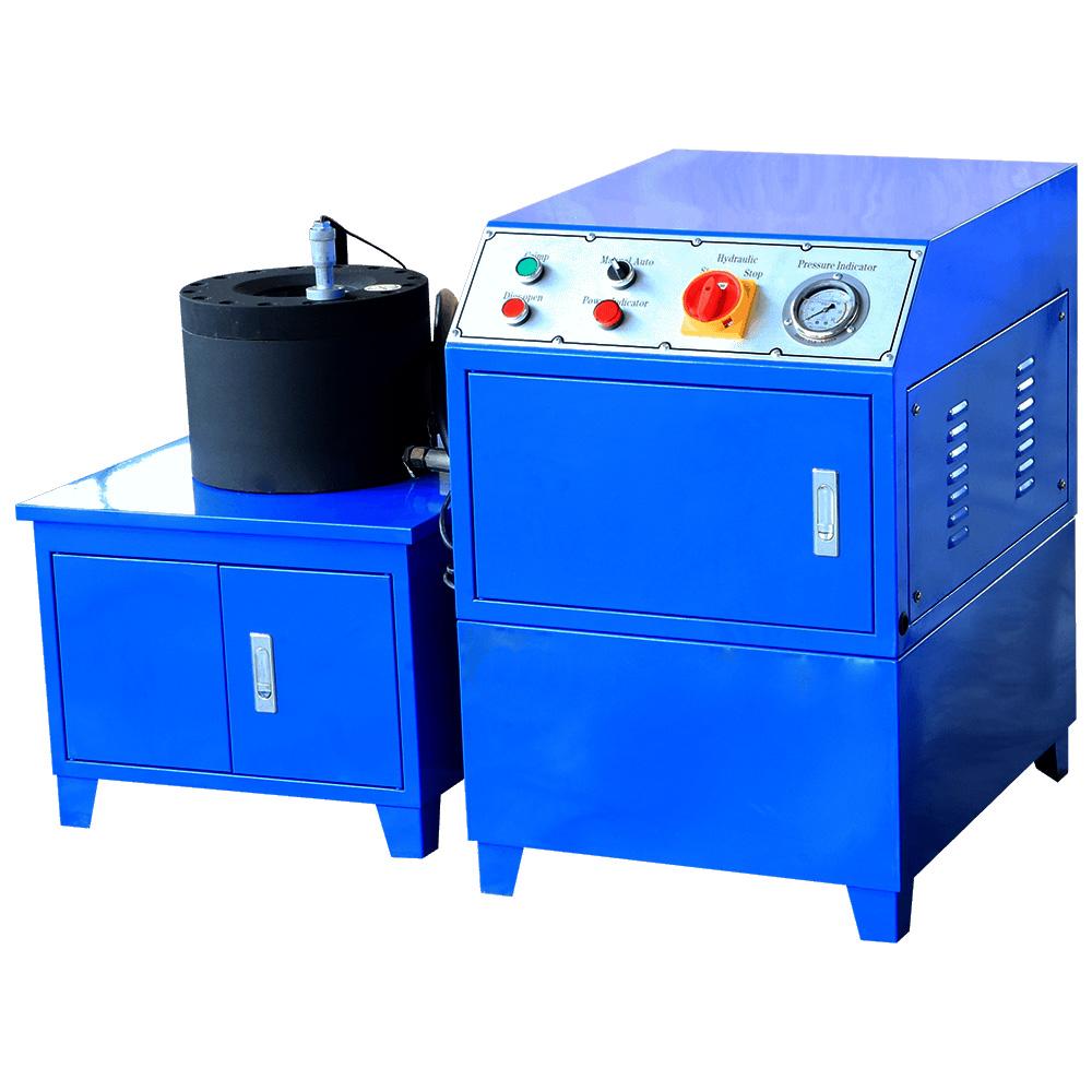 武汉WZ-80型建筑管缩管机(分体)