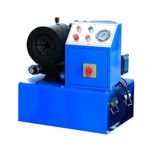 绥化WZ-60型金属管缩管机